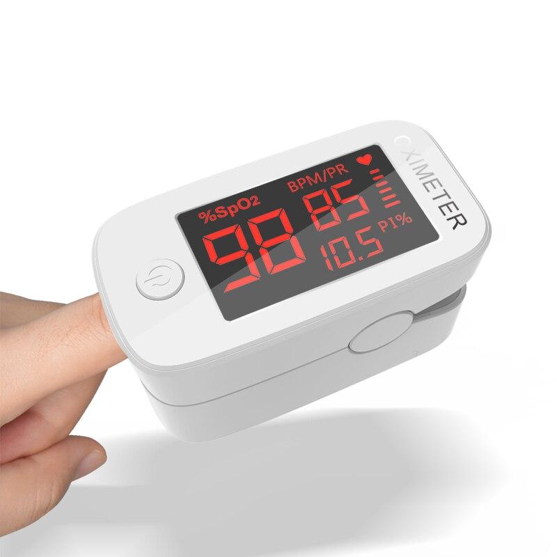 Misuratore pressione arteriosa e Ossimetro con LED Monitor..